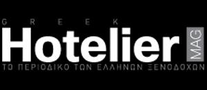 Greek Hotelier Magazine Λογότυπο